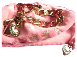 Juicy Couture Juicy Couture Gold Bracelet