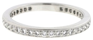 Tiffany & Co. Tiffany & Co. Platinum Legacy Eternity Diamond Wedding Band Ring