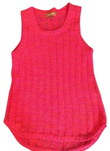 Ellen Tracy Top hot pink