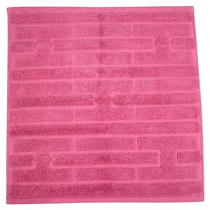 Hermès Hand Towel Wash Cloth Rose HEJY15