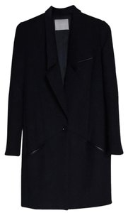 Jason Wu Wool Lace Trim Richelieu Trench Coat