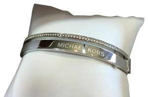 Michael Kors Split Logo Bangle