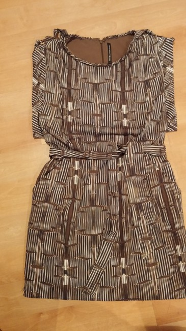 W118 by Walter Baker short dress Brown on Tradesy