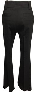 Gucci Wool Flare Pants Dark Brown