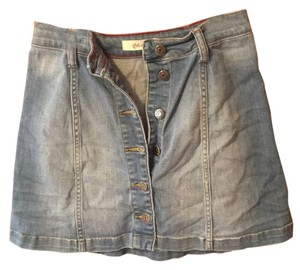 Cello Jeans Mini Skirt