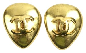Chanel Clip On Earrings CCJY08
