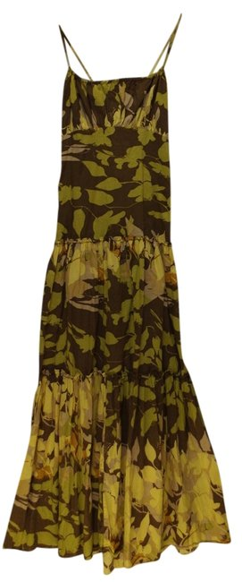 Preload https://item2.tradesy.com/images/bcbg-floral-max-azria-maxi-dress-brownyellow-1654401-0-0.jpg?width=400&height=650