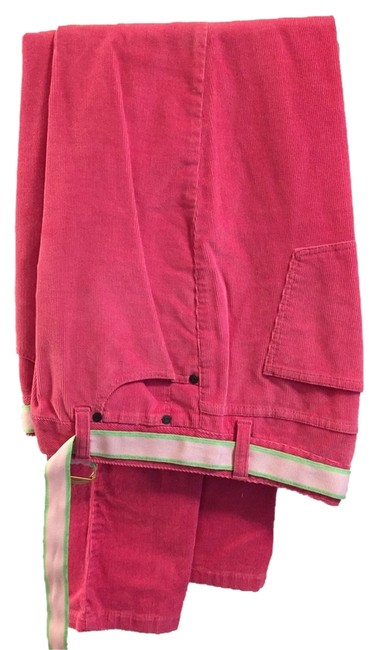Talbots Boot Cut Pants Pink