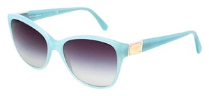 Dolce&Gabbana Dolce-Gabbana DG4195-27308G Women's Aquamarine Sunglasses New In Box