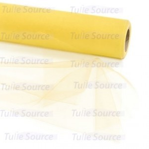 Tulle Butter Yellow Other