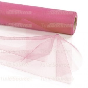 Tulle Rose Pink Other