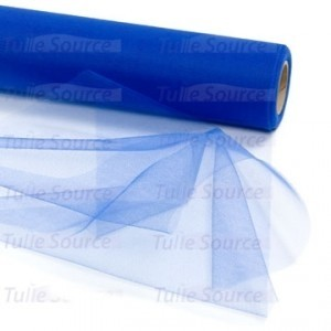 Tulle Royal Blue Other