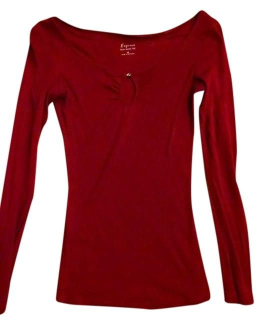 Express Top Cardinal Red