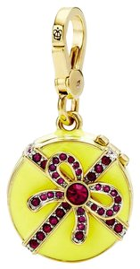 Juicy Couture Juicy Couture Yellow Box of Petit Fours Charm