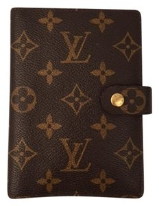 Louis Vuitton Monogram Agenda