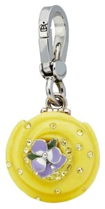 Juicy Couture Juicy Couture Yellow Cupcake Silver Locket Box YJRU3177