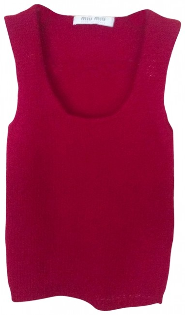 Miu Miu Top Red