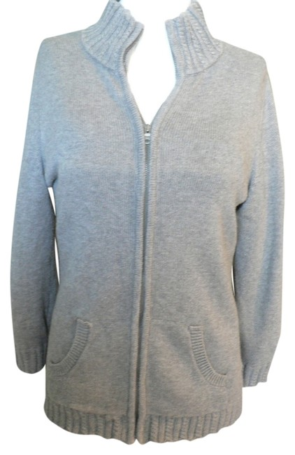 Banana Republic Zipp-front Sweater