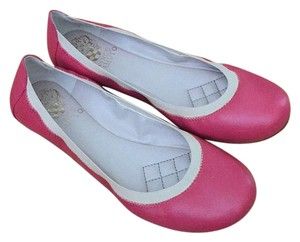 Vince Camuto Darker pink lined with light pink Flats