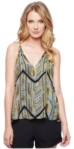 Ella Moss Silk Prints Top Multi