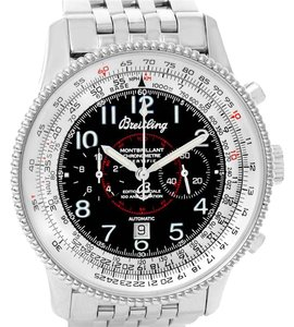 Breitling Breitling Navitimer Montbrillant Steel Special Edition Watch A35330