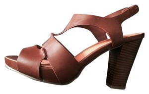 Kenneth Cole Reaction Brown Mules