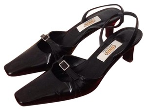 Talbots Black patent leather Pumps