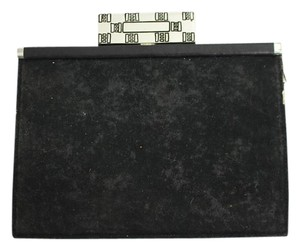 Lisa Jenks Black Clutch