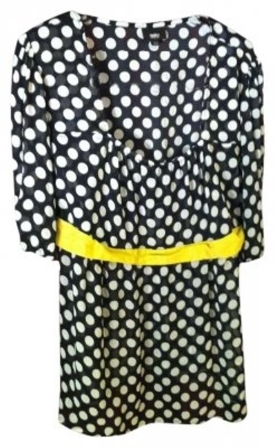 Preload https://item3.tradesy.com/images/mossimo-supply-co-black-with-white-polka-dots-and-yellow-sash-night-out-top-size-18-xl-plus-0x-165502-0-0.jpg?width=400&height=650