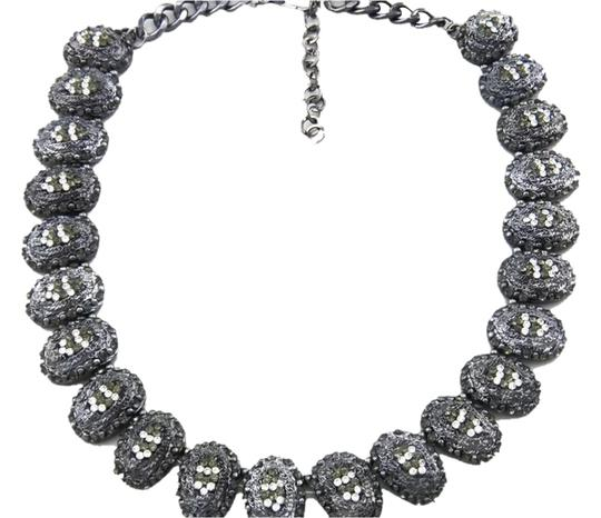 Preload https://item4.tradesy.com/images/gunmetal-new-crystal-bling-galore-necklace-1655033-0-0.jpg?width=440&height=440
