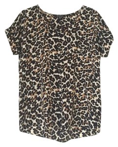 Primary New York Dolce & Gabbana Going Out Layering Top Leopard