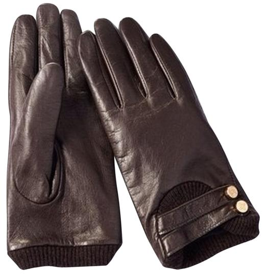 Simply Vera Wang Simply Vera Vera Wang Leather Driving Gloves