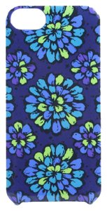 Vera Bradley Vera Bradley Indigo Pop Hardshell Snap On Case Cover iPhone 5/5S