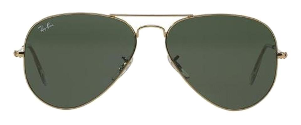 facfa9e9d3 ... best price ray ban ray ban aviator rb 3025 gold metal with g 15 lens  51be8