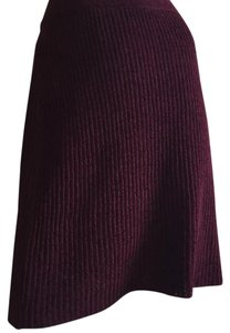 Sonia Rykiel Mini Skirt Purple