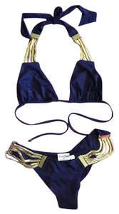 Beach Bunny TAKE THE REINS Bikini XL top/M Bottom