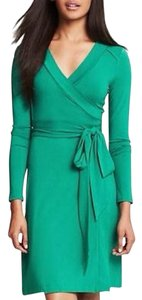 Banana Republic Wrap Wrap Jersey Dress