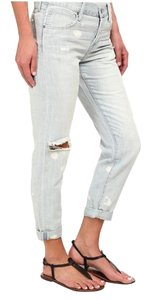 Lucky Brand Boyfriend Cut Jeans-Light Wash