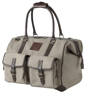 Stag Designs Mocha & Brown Travel Bag