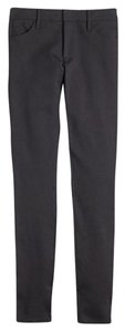 J.Crew Stretchy Casual Skinny Pants Black