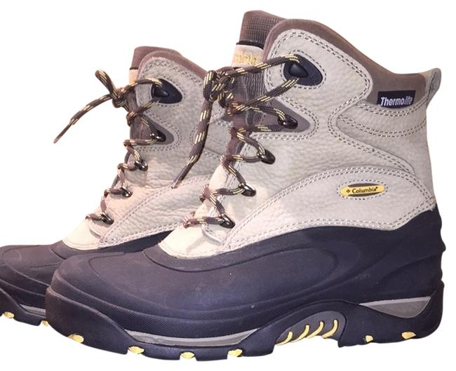 Item - Tan and Black Bugaboo Too Bl 12 2-250 Boots/Booties Size US 8.5 Regular (M, B)