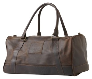 Stag Designs Brown Travel Bag