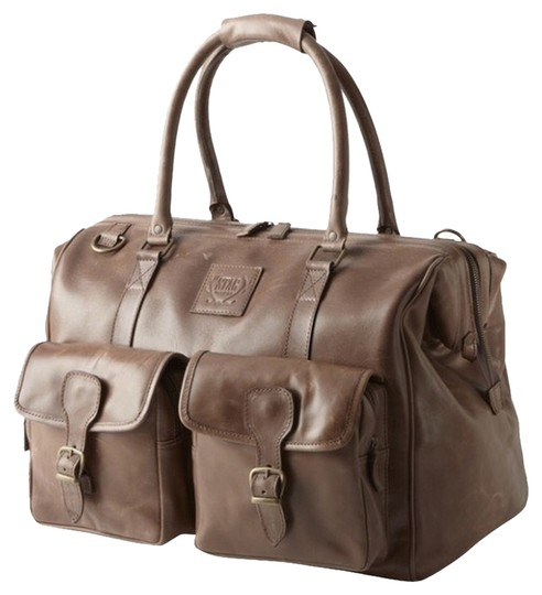 Preload https://item5.tradesy.com/images/stag-designs-brown-leather-weekendtravel-bag-1655639-0-0.jpg?width=440&height=440