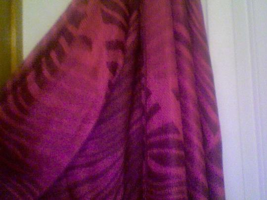 Other Pink and Black scarf/wrap