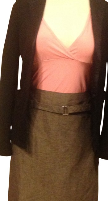 Kenneth Cole Skirt Brown