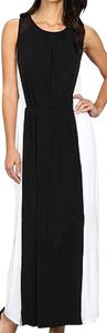 black/white Maxi Dress by Kenneth Cole