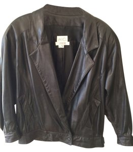 Vakko. I magnin Leather Jacket