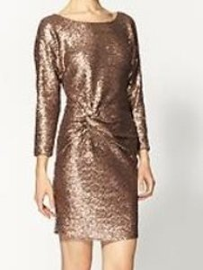 Greylin Sequin New Sparkle Party Cocktail Dress