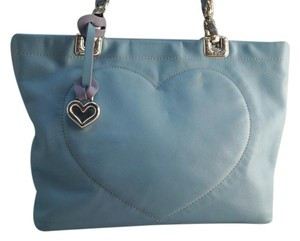 Brighton Satchel in Baby Blue