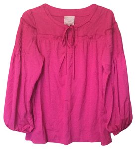 Romeo & Juliet Couture Top Pink